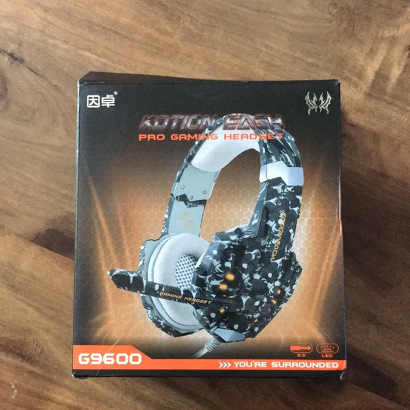 Other Kotion Each Pro Gaming G9600 Headset Poshmark